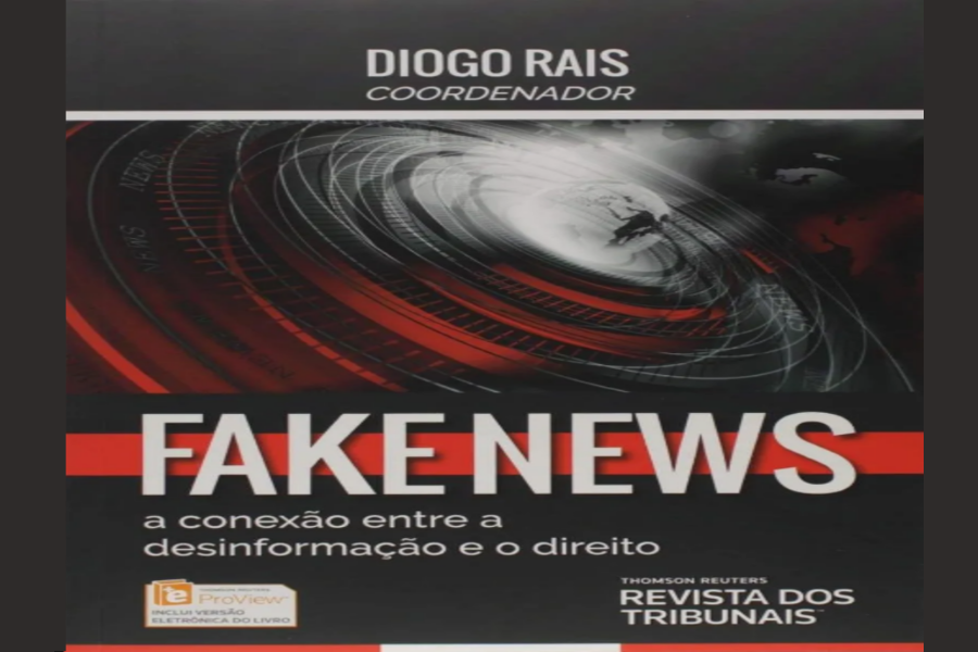Capa de Fake News – a conexão entre a desinformação e o direito