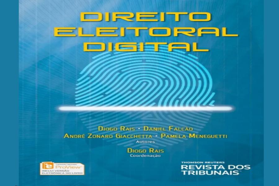 Capa de Direito Eleitoral Digital